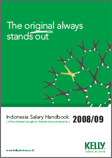 Kelly Indonesia Salary Guide 2008/2009